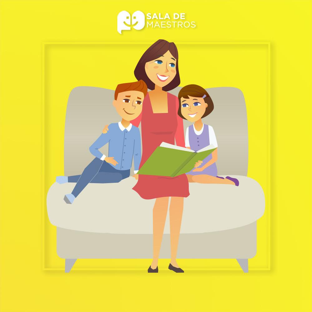 Cuatro beneficios de leer en voz alta a tus alumnos