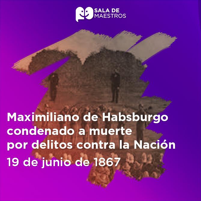 Víctor Hugo solicitó a Benito Juárez el indulto