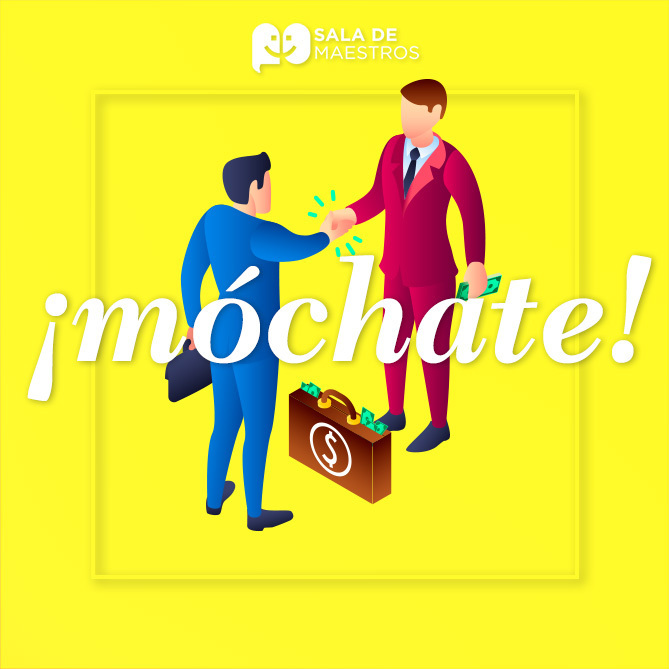 ¡Móchate!