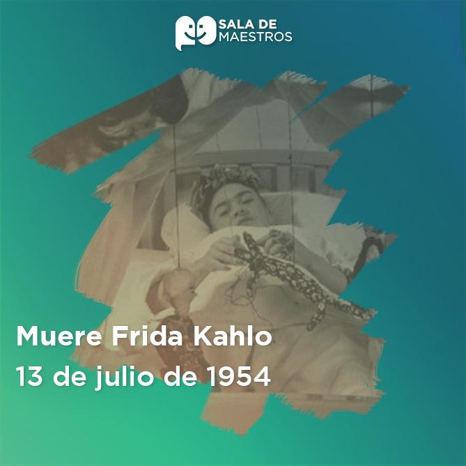 Diego Rivera, su esposo tuvo gran influencia en su pintura