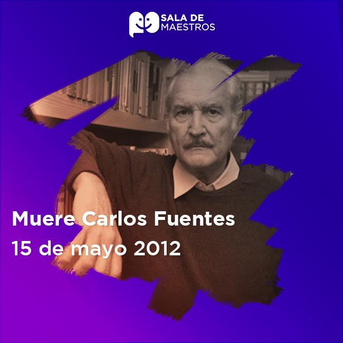Destacado escritor mexicano