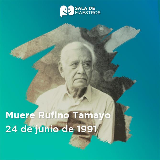 Unos de los autores del mural Nacimiento de Nuestra Nacionalidad ubicado en el Palacio de Bellas Artes