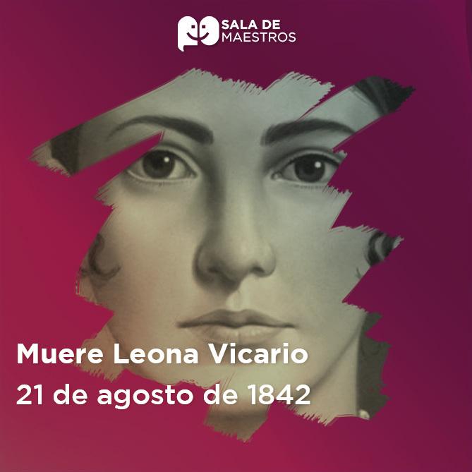 María de la Soledad Leona Camila Vicario Fernández de San Salvador
