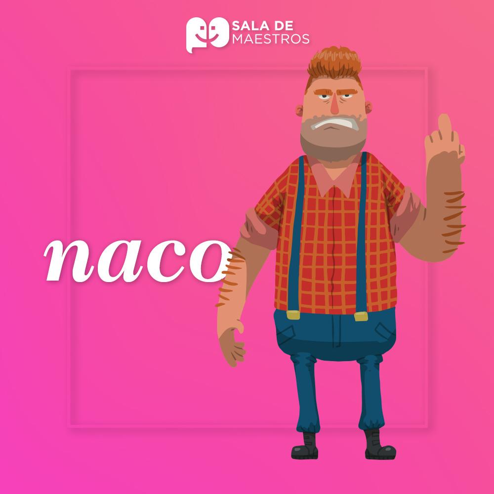 """¿Cuál es el origen del término """"naco""""?"""