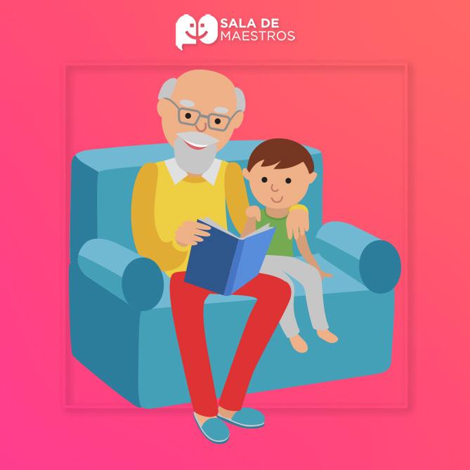 ¿Cuidar a los nietos? Ventajas y desventajas