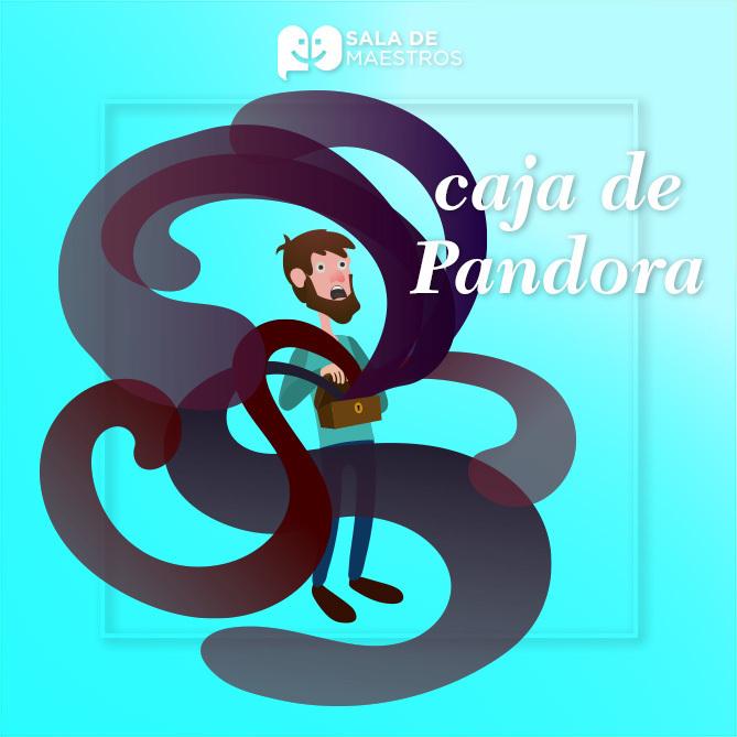 ¿Conoces el origen de la caja de Pandora?