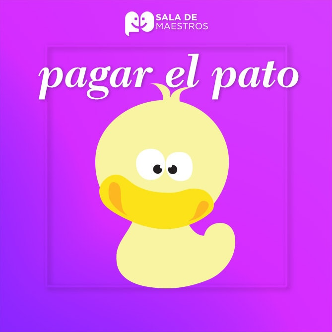 A pagar el pato…