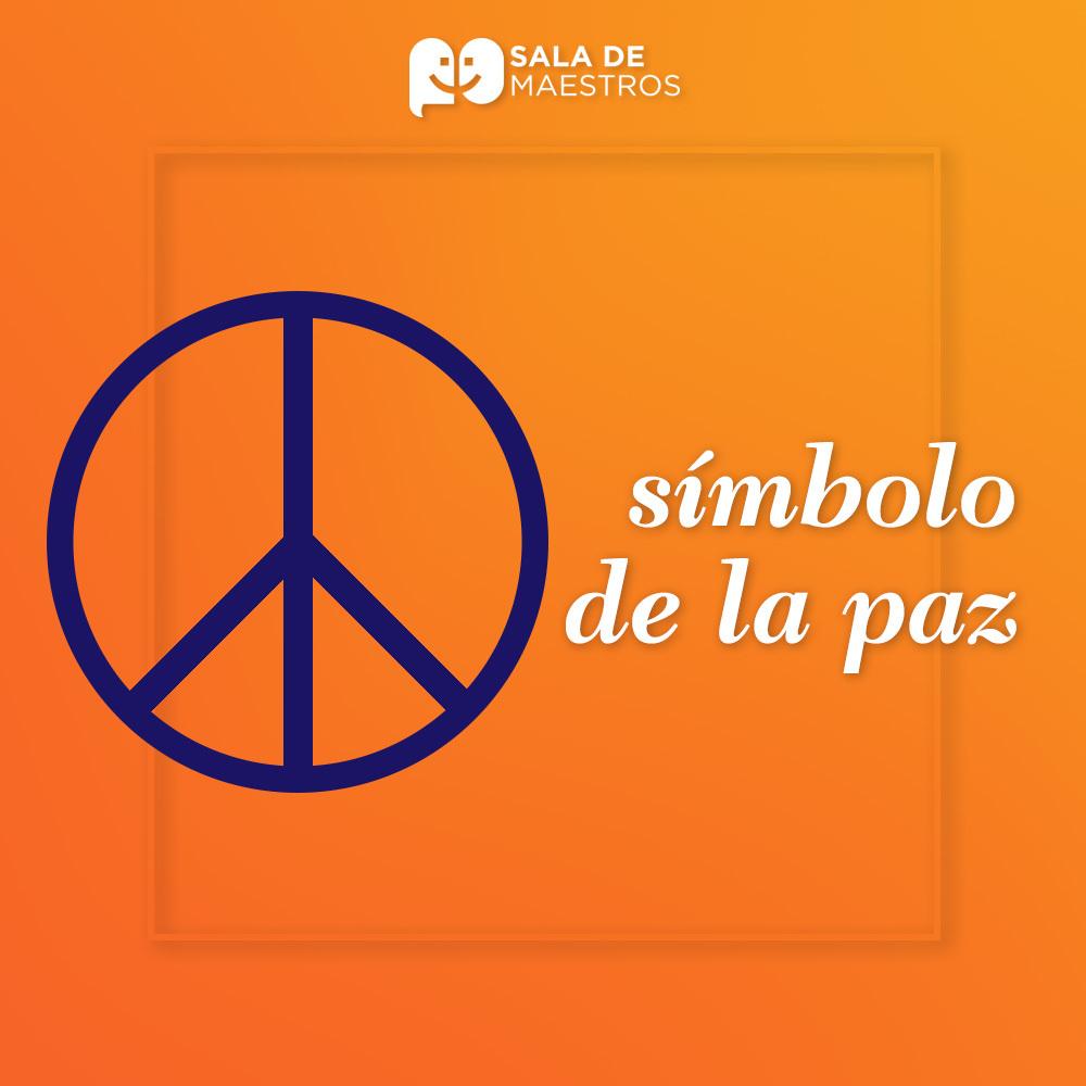 ¿Cuál es el origen los símbolos de paz?