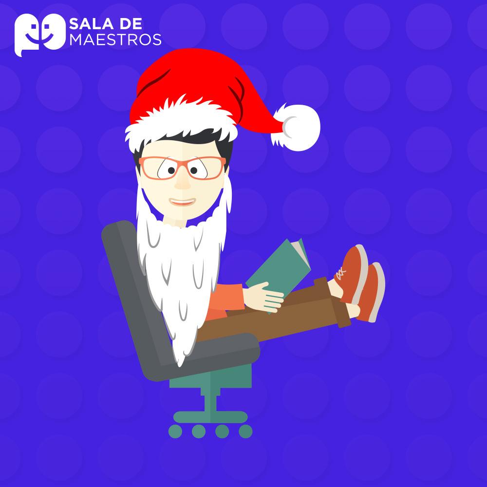¿Qué personaje navideño te describe mejor en el salón de clases?