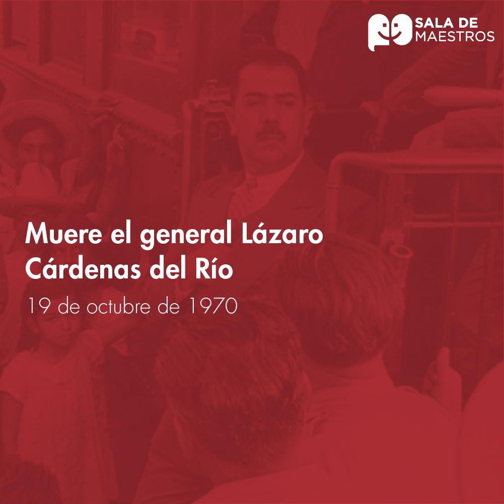 """""""Todo aquel Presidente de México que venda el petróleo, luz, agua o bienes nacionales es un traidor a la Patria"""". Lázaro Cárdenas"""