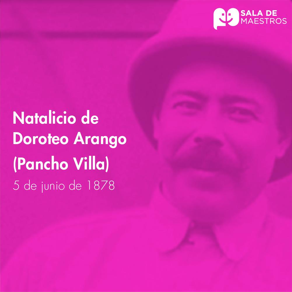 """""""Primero pago a un maestro que a un general"""" Pancho Villa"""