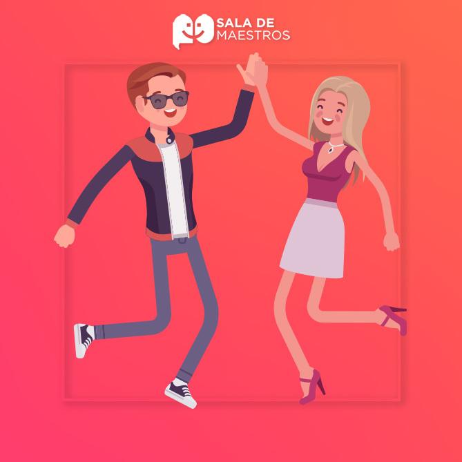 Cinco habilidades que usas en el aula que podrían servir para el romance