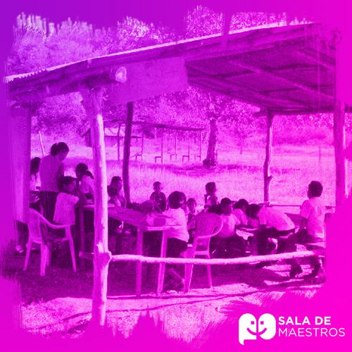 Escuela de ayer y hoy: Escuelas Rurales
