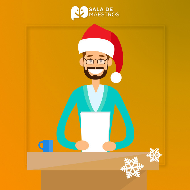 Cuatro claves para mantener el orden en el aula… en diciembre
