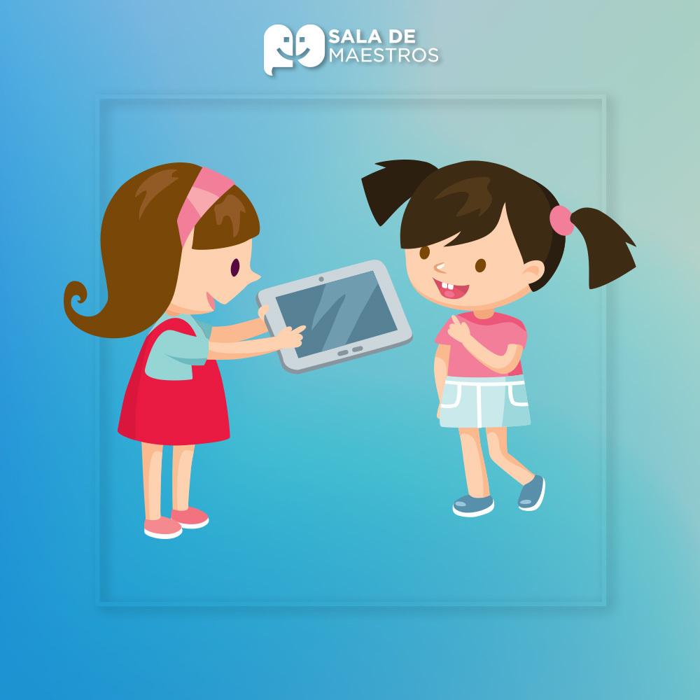¿Los niños nacen con un don para la tecnología?