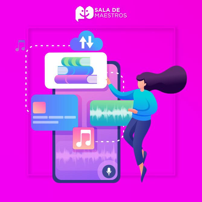 Tik tok: aprendizaje y nuevos medios