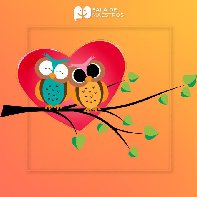 Cuatro tips para que los docentes sobrevivan al Día de San Valentín