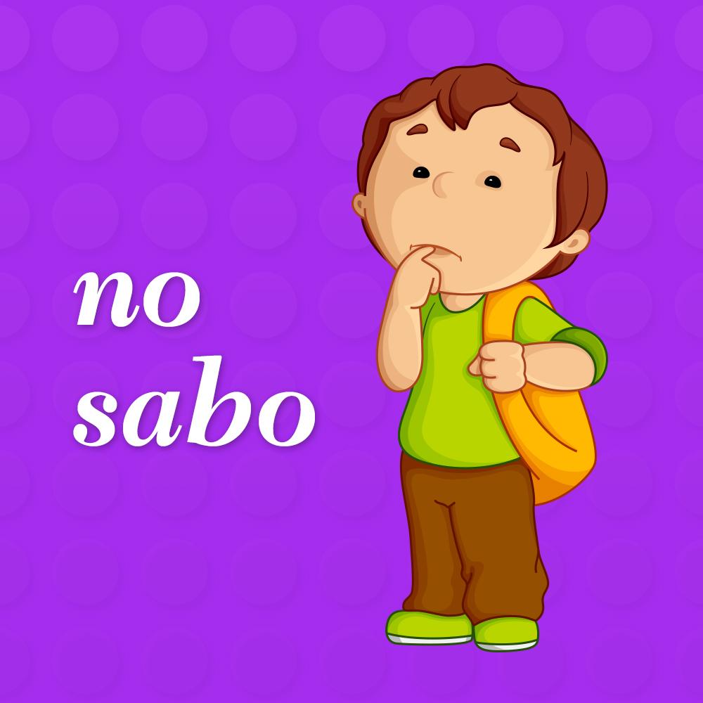 ¿Conjugar verbos? ¡No, gracias!