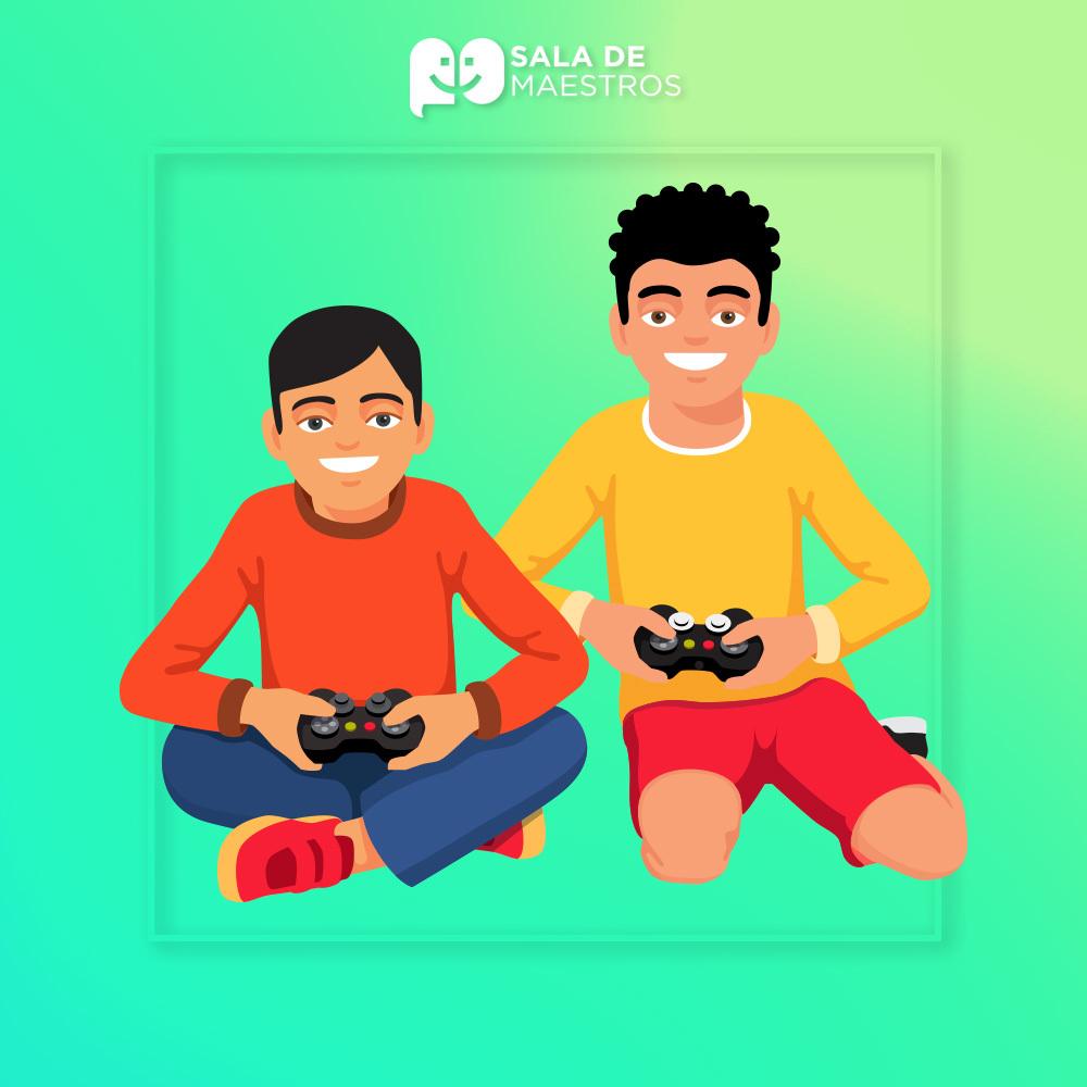 Videojuegos: transformar la afición en aprendizaje
